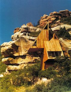 Arley Rinehart Associates, Cabin