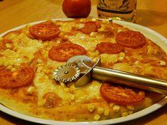 Kisült pizza