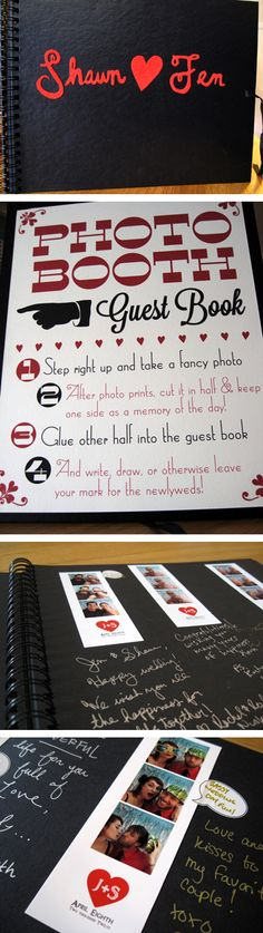 All my other other must have got cut, but I won't let this one!! My photo booth!! :) Absolutely beautiful idea - from Off Beat Bride (5/7/12 post)