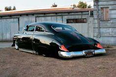 Custom Chevy fleetline