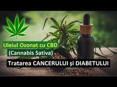 Uleiul Ozonat cu CBD (Cannabis Sativa): Tratarea Cancerului și Diabetului - YouTube Cannabis, Cancer, Soap, Personal Care, Bottle, Youtube, Self Care, Personal Hygiene, Flask