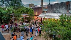 PHS Pop Up Beer Gardens - Summertime fun in the city