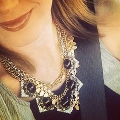 Amazing layering necklaces from the Stella & Dot Fall 2014 Collection