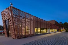 Rowland Heights Community Center   Gonzalez Goodale Architects   Archinect
