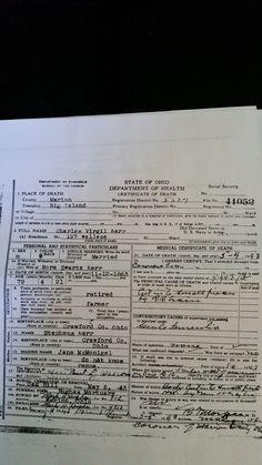 My Family History, Ancestry, Mafia, Names