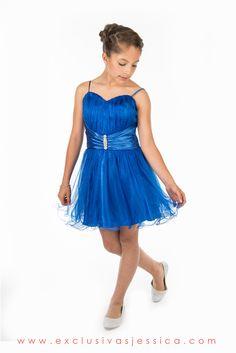 Jessica Vestidos #fiesta #gala #moda #drees #vestidos #juniors #graduación #graduaciones #mexico #DF #15Años #fifteen #graduation #ropa #cool #vestido #corto #color #rey #Azul Rey #azul #blue #oscuro