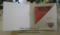 Tea Holder Card