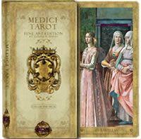 Medici Tarot By Londa R. Marks, at WorldOfTarot.com Card Reading, Tarot Decks, Tarot Cards, Occult, Magick, Gothic, Painting, Book, Gifts