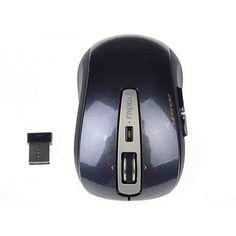 Rapoo 3920P 5GHz Wireless Laser Mouse, Black