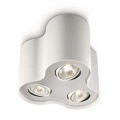 My living Pillar 3 spots halogeen Wall Lights, Ceiling Lights, Spotlights, Interior Lighting, Hue, Spiral, Plates, Design, Products