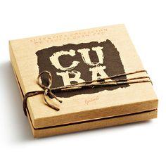 Design. Viva Cuba! «CUBA – auténtica colección», heisst die neue limitierte Produktlinie der Confiserie Sprüngli. Grand Cru-Schokolade aus kubanischem Kakao, helle und dunkle Schokolade, Napolitaines, exklusive Truffes-Mischungen: Wie soll man da wiederstehen? Die Verpackungen dazu hat das Design-Team von Hauser & Partner kreiert.