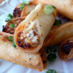 Chicken and cream cheese tacitos.  Pinterest Food That Would Ruin My Health Kick [The Weekly 10]