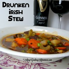 Amy's Cooking Adventures: Drunken Irish Stew