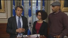 Couillard government to look into systemic racism in Quebec Quebec, That Look, News, Quebec City