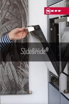 Ontdek NEFF Slide&Hide®! Meer bewegingsvrijheid in je keuken én makkelijker toegang tot je gerechten doordat de ovendeur onder de oven verdwijnt. De FullSteam ovens combineren 100% stoom met de gebruikelijke ovenfuncties. Door te stomen blijft de structuur van groenten intact en worden zoveel mogelijk vitamines behouden. Als je het een keer hebt geprobeerd, wil je nooit meer iets anders!  #NEFF #SlideHide #oven #keuken #nieuwekeuken #slideandhide #koken #circotherm #stomen #fullsteam