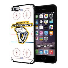 "Nashville Predators Rink Ice #2130 iPhone 6 Plus (5.5"") I6+ Case Protection Scratch Proof Soft Case Cover Protector SURIYAN http://www.amazon.com/dp/B00X5OZH74/ref=cm_sw_r_pi_dp_w8Oxvb0YT68C3"