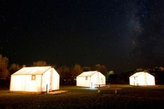 Stay in well-appointed tents, trailers or teepees in Texas | El Cosmico | Marfa, TX