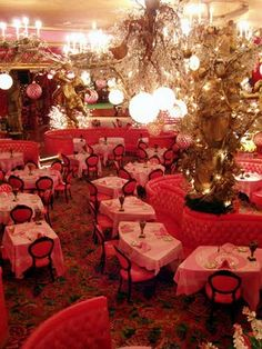 Madonna Inn. OMG Where is this?? I love it.