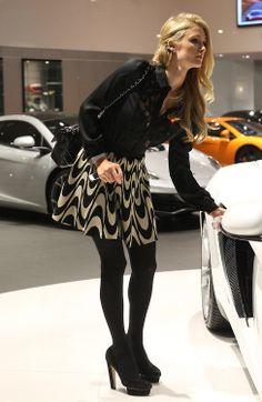 Paris Hilton everyday look