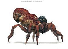 "MMORPG "" BLESS"" - Insect, 김재민[jaem] 아틈강사 https://www.facebook.com/jaem1999 http://www.jaem.artstation.com http://cafe.naver.com/arteum/2028"