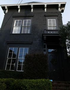 black house. Home sweet home......