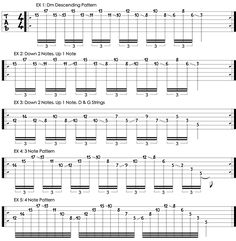 A Guide to Pentatonic Slides - Guitar World Music Theory Guitar, Guitar Sheet Music, Guitar Songs, Guitar Chords, Acoustic Guitar, Ukulele, Basic Guitar Lessons, Music Lessons, Best Guitar For Beginners