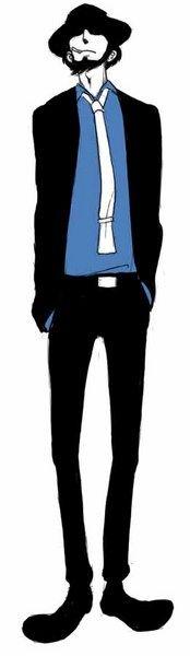 Jigen (Lupin III)                                                                                                                                                      More