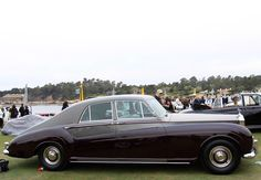 1966 Touring Limousine by James Young (chassis 5LVF25, body 9234, design PV65), one unit produced