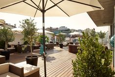 Le Deck 7 Bar & Rooftop Lounge du Porto Bay Liberdade