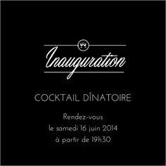invitation inauguration boutique - Recherche Google