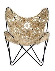 Edivana Croche: Sugestões de Cadeiras em Croche
