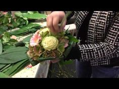 The bouquet itself was originally made of herbs like garlic