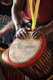 The Djembe drum is the musical beat originating out of Africa. Check out Djembes at www.afrikboutik.com