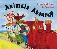 Animals Aboard! by Andrew Fusek Peters