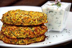 ♥ Máma v kuchyni ♥: Zeleninové placky s chia semínky (od 1 roku)