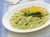 Risotto agli asparagi e grana