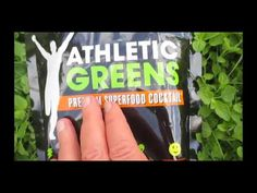 Not sure WHY I didn't originally share my first Athletic Greens review! Anyway, since making that first video, we've done more. Martin made a review video too - I'll share that one so you get a different perspective!