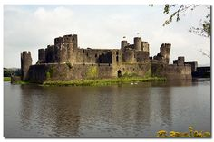 The legend of The Green Lady:: Caerphilly Castle, Wales was built in the 13th century by Gilbert de Clare. The legend says, he was married to the beautiful Princess Alice of Angouleme, niece of Henry II. She fell in love with a handsome knight and soon... The end of the story is on the click:)