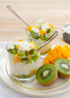 Omigosh tropical rice pudding!! I've been looking for something like this!