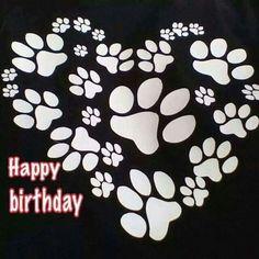 Dog Birthday Quotes, Animal Birthday, Birthday Memes, Birthday Ideas, Birthday Greetings, Birthday Wishes, Birthday Cards, Yorkies, Chihuahuas