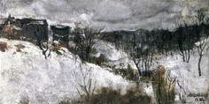 Bloody Run - John Henry Twachtman