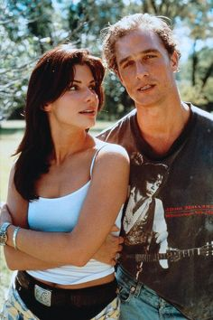 Sandra and Matthew in A Time To Kill