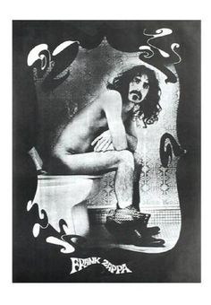 A classic poster of legendary rock music icon Frank Zappa who was never shy about anything! Check out the rest of our great selection of Frank Zappa posters! Need Poster Mounts. Frank Zappa, How To Treat Dandruff, Treating Dandruff, Music Tones, Stand And Deliver, The Mighty Boosh, Comedy Festival, The White Album, Sgt Pepper