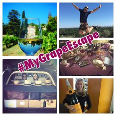 Win £1000 to spend on a wine tour holiday with Grape Escapes. Send  pictures of your latest Grape Escape through Facebook, Instagram, or Twitter to enter using the hashtag #mygrapeescape ... holiday competition, wine regions in France, Spain, Italy and Portugal