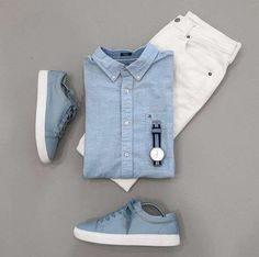 Best Smart Casual Outfits, Mens Casual Dress Outfits, Formal Men Outfit, Simple Summer Outfits, Stylish Mens Outfits, Komplette Outfits, Stylish Clothes, Men Clothes, Clothes Swag