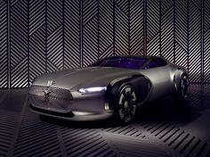 Renault Le Corbusier Coupé Corbusier Coupé C Concept Car Photos | Architectural Digest