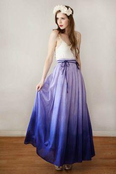 FASHION AND STYLE: Gorgeous maxi dress