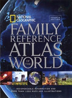 National Geographic Family Reference Atlas (4th Edition) | Main photo (Cover)