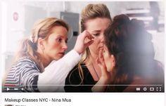 Makeup Classes NYC - Nina Mua