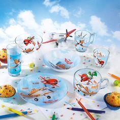 En 3,2,1...¡Despegamos! A disfrutar con la colección #Planes para #niños de #Luminarc